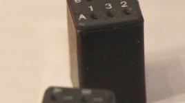 Marquage encre sur joint en silicone